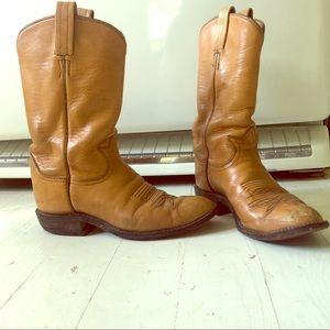 Vintage Tony Lama Cowgirl Boots